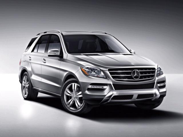 50 Best Used Mercedes-Benz M-Class for Sale, Savings from $2,459