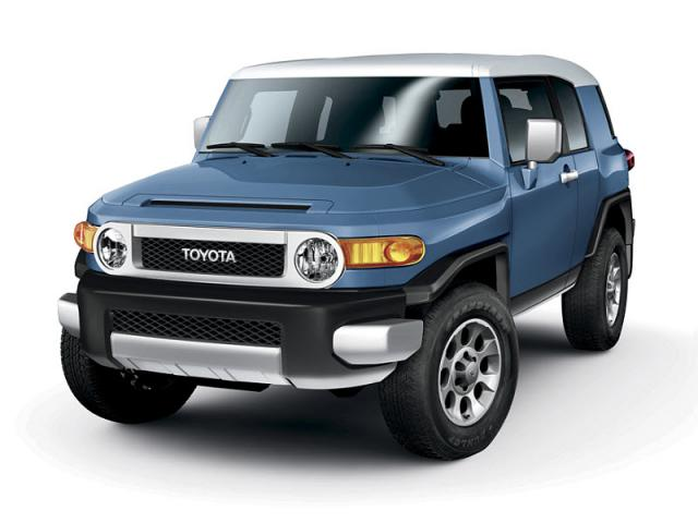 50 Best Used Toyota Fj Cruiser For Sale Savings From 3 009
