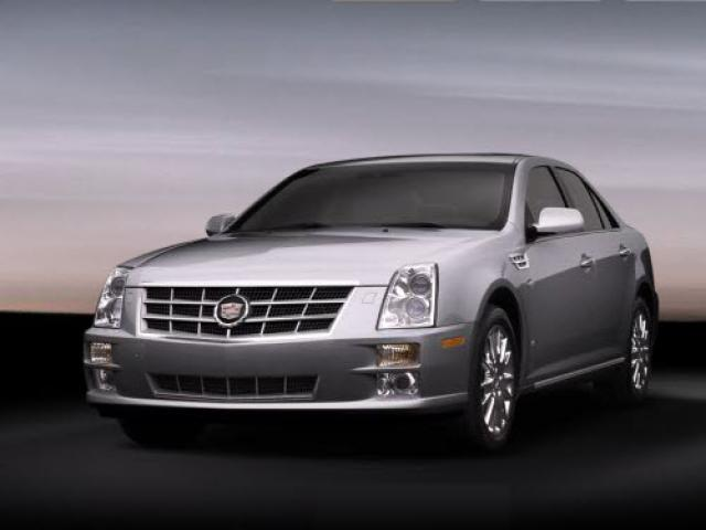 50 Best Used Cadillac STS for Sale, Savings from $2,519